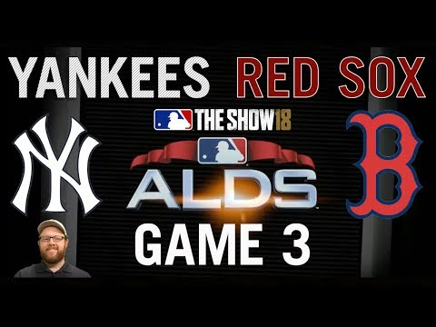 Video: MLB The Show '18: Episode 28: YANKEES ALDS Game 3
