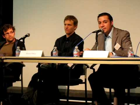"Daniel ""Danny Dee"" Aguayo on ""Digital Music Marketing"" panel at Expression College"