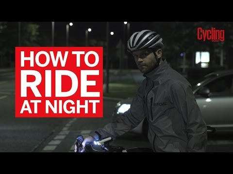 How to ride at night: Tips for cycling and training in the dark