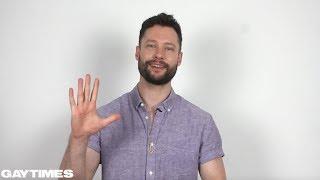 Video Gay Times 21QW: Calum Scott MP3, 3GP, MP4, WEBM, AVI, FLV Juni 2018