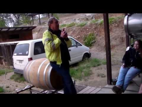 Barrel Sanitation Lecture
