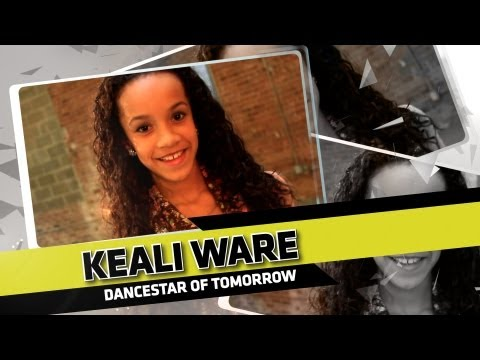 DanceStar of Tomorrow - Kaeli Ware