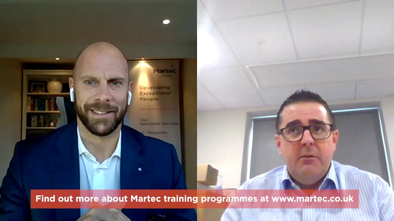 Martec 30 Year Anniversary with Paul Ward