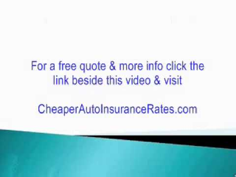 (Rental Car Insurance In Florida) Find CHEAP Auto Insurance