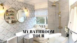 LUXURY BATHROOM TOUR   EXTREME RENOVATION   Jade Vanriel