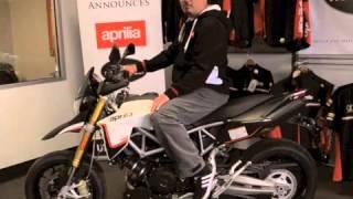 5. aprilia Dorsoduro 750 ABS - Harrison Eurosports