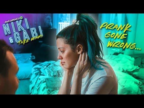 prank gone too far | Niki and Gabi take Miami EP 7