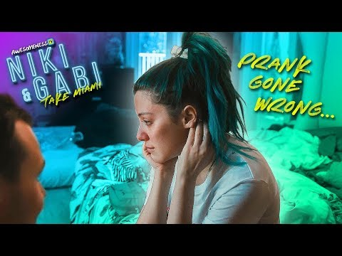 prank gone too far | Niki and Gabi take Miami Ep 7