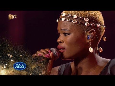 Top 17 Group A: Virginia – 'Themba' – Idols SA   S15  Live Shows   Mzansi Magic