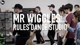Mr. Wiggles – is back @ RULES DANCE STUDIO
