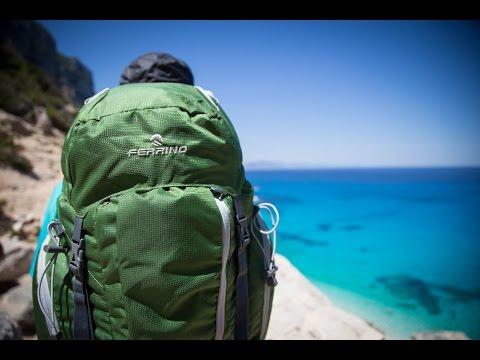 Відео огляд туристичного рюкзака Ferrino Durance 40 Blue