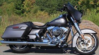 5. 2015 Harley-Davidson FLHX Street Glide Touring