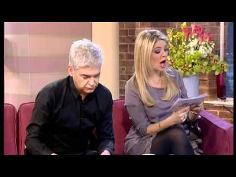 This Morning - funny news section & Holly fluffs - 24th January 2011
