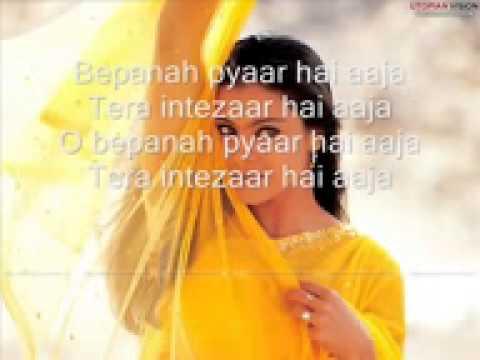 Video Bepanah Pyaar Hai Aaja   Krishna Cottage full song with lyrics by sameera78601 download in MP3, 3GP, MP4, WEBM, AVI, FLV January 2017