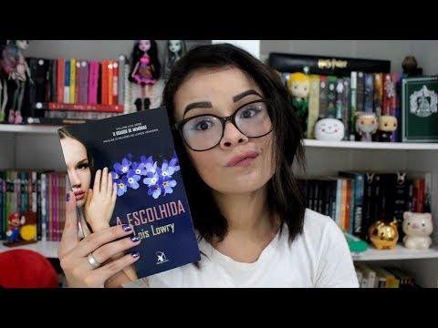 RESENHA: A ESCOLHIDA, LOIS LOWRY - O SEGUNDO LIVRO DA SÉRIE DOADOR DE MEMÓRIAS | MUNDOS IMPRESSOS