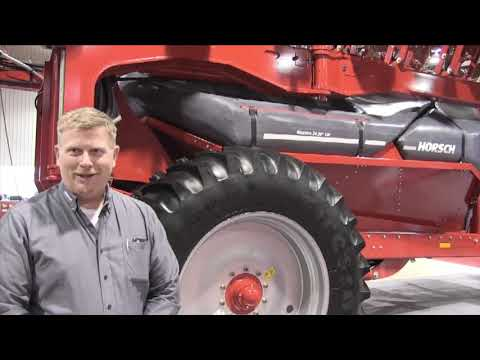 The Horsch Maestro Planter By RealAgriculture