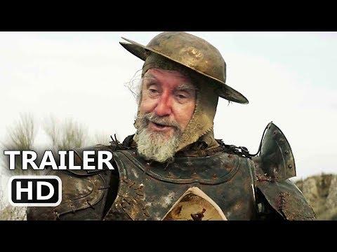Вышел трейлер долгожданной ленты Терри Гиллиама «Человек, который убил Дон Кихота» (видео)