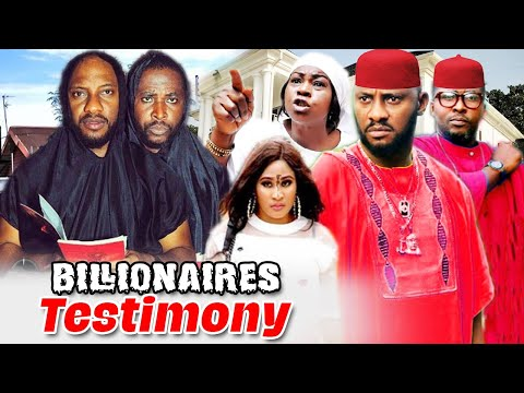 Billionaires Testimony Part 1&2 - Yul Edochie & Onny Michael Latest Classic Nollywood Movies.