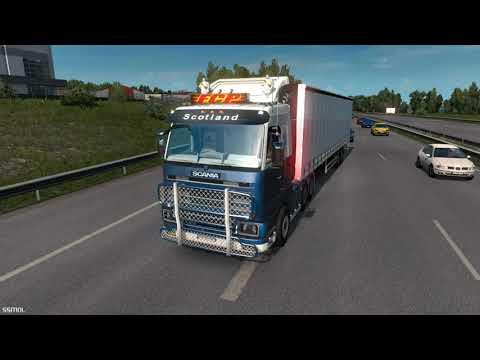 Scania 143 - Improvements by Mango 1.39