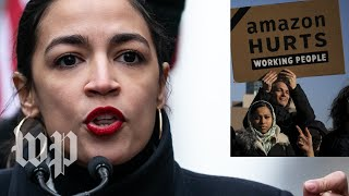 Nonton How Ocasio Cortez And Others Pushed Amazon Out Of New York Film Subtitle Indonesia Streaming Movie Download