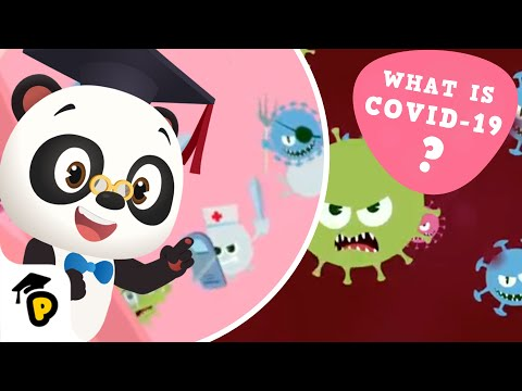 Coronavirus Outbreak | How to protect yourself | Kids Learning Cartoon | Dr. Panda TotoTime