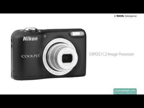 Nikon COOLPIX L31 16.1 MP Digital Camera (Black)