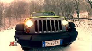 JEEP WRANGLER MOUNTAIN 2013 - TEST DRIVE