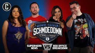 Superhero News vs. Box Office Breakdown - Movie Trivia Schmoedown by Collider