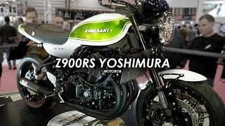 6. Kawasaki Z900RS Yoshimura Edition Walkaround & Specs
