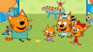 Три кота | Братик | Серия 98 | Мультфильмы для детей