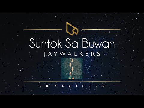 Jaywalkers | Suntok Sa Buwan (Official Lyric Video)