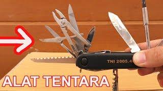 Video 5 ALAT TENTARA MILITER UNIK BERFAEDAH MP3, 3GP, MP4, WEBM, AVI, FLV September 2019