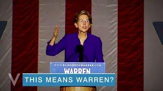 Is Elizabeth Warren Too Far Left To Win?   The View