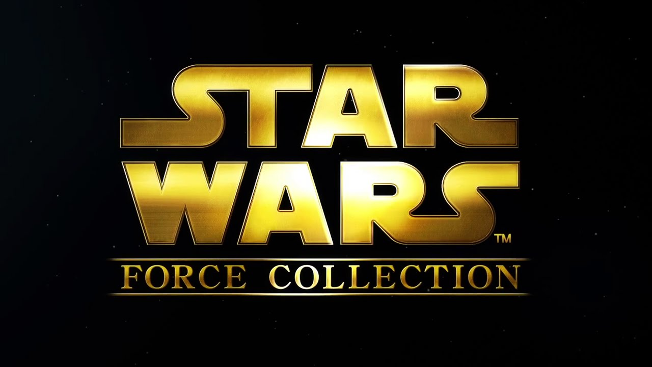 STAR WARS Force Collection – Contra Minigame Launch Trailer #VideoJuegos #Consolas