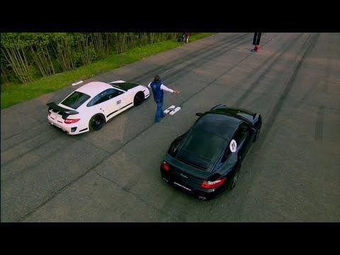 Porsche 9ff vs Porsche Switzer vs Porsche Stock