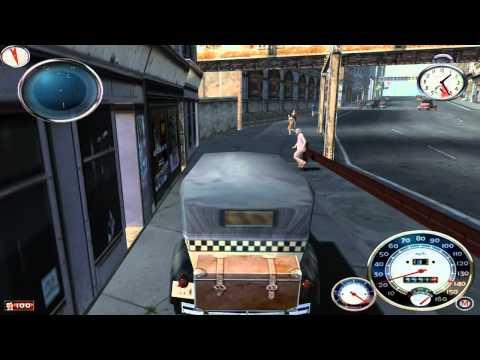 Český LetsPlay | Mafia 1 | Part 1 | Začátky Tommyho Angela a Otravný Zákazník | HD - 720p
