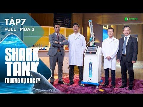 Shark Tank Việt Nam Tập 7 Full | Cạn Vốn Hoạt Động, Hai Nhà Khoa Học Phải Gõ Cửa Shark Tank  | Mùa 2 - Thời lượng: 49:57.
