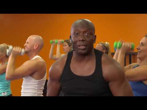 Billy Blanks Tae Bo® Body Shape