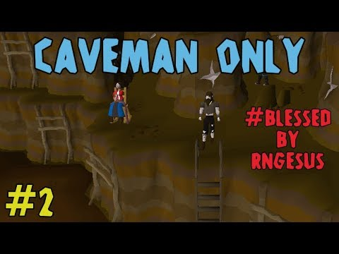 A Surprise At Motherlode Mine | OSRS Underground Ironman (#2)