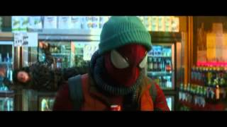 THE AMAZING SPIDER MAN 2 Official The Price Of Being A Hero Featurette 2