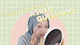 Video Too Frequently Asked Questions 😭 | GRWM MP3, 3GP, MP4, WEBM, AVI, FLV Desember 2018