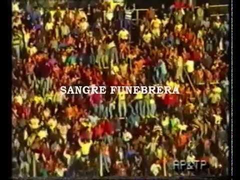 Hinchada de Chacarita Jrs - Temporada 1993-04 - PARTE 1 - La Famosa Banda de San Martin - Chacarita Juniors