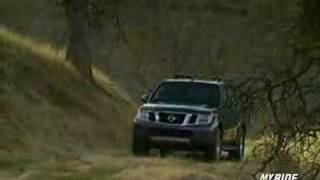 Review: 2008 Nissan Pathfinder
