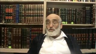 """הרב יוסף שני – פרשת תרומה (ה'תשע""""ה)"""
