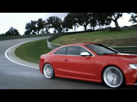 Audi RS5   New Promotional Video