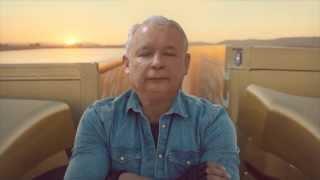 Volvo Van Damme Epic Splits Jarosław Kaczyński Parodia