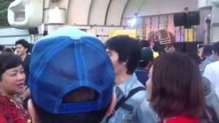 Tokyo Thailand Festival 2013 祭りのあと( ´ ▽ ` )ノ立川君のおもちゃくん