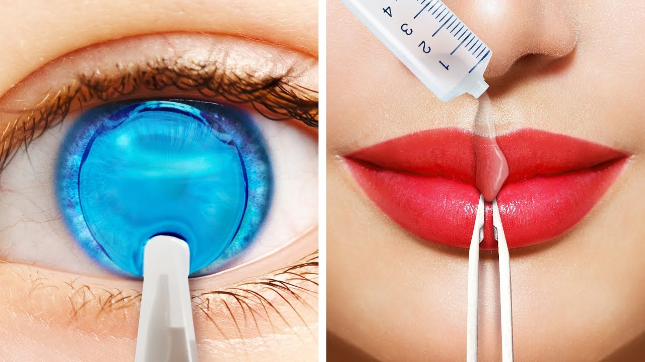 40 VIRAL BEAUTY HACKS THAT WILL BLOW YOUR MIND