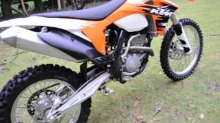 6. KTM 250 XC 2011
