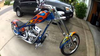 6. 2003 American Ironhorse Texas Chopper